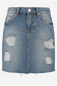 NIKKIE BECKY DENIM SKIRT