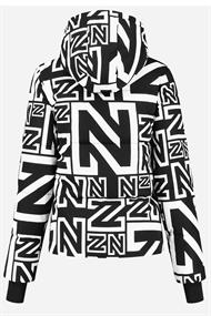 NIKKIE LOGO MIX JACKET