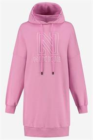 NIKKIE OVERSIZED NIKKIE HOODIE DRESS