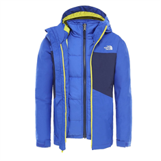 NORTH FACE BOYS CLEMENT TRICLIMATE