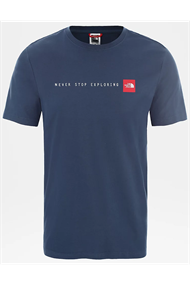 NORTH FACE M S/S NSE TEE