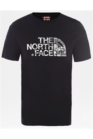 NORTH FACE M S/S WOOD DOME TEE