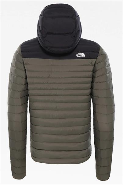 NORTH FACE MEN'S STRETCH DOWN HOODIE