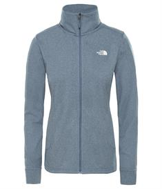 NORTH FACE QUEST FULL ZIP MIDLAYER