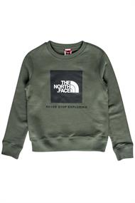 NORTH FACE Y BOX CREW