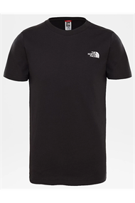 NORTH FACE Y SS SIMPLE DOME TEE