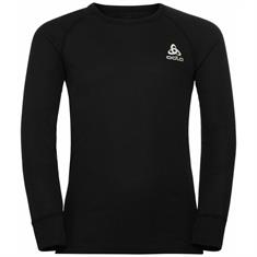 ODLO BL TOP CREW NECK L/S ACTIVE WARM ECO KIDS