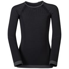 ODLO BL TOP CREW NECK L/S PERFORMANCE WARM KIDS