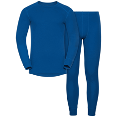 ODLO Set shirt l/s pants long WARM