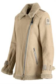 PARAJUMPERS EDEN SHEARLING WOMAN
