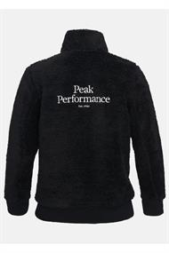 PEAK PERFORMANCE JR ORIGINAL PILE ZIP J/TN