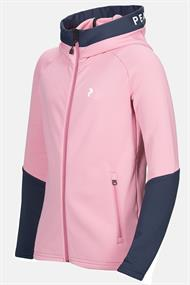 PEAK PERFORMANCE JR RIDER ZIP HOOD