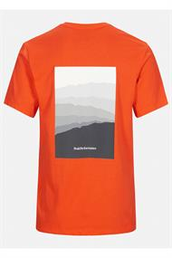 PEAK PERFORMANCE M EXPLORE HORIZON TEE