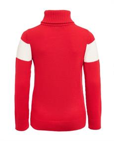 PERFECT MOMENT SKI TURTLE-NECK SWEATER II