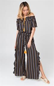 PIA ROSSINI CARMEL TROUSERS