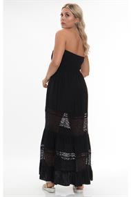 PIA ROSSINI VIENNA MAXI DRESS