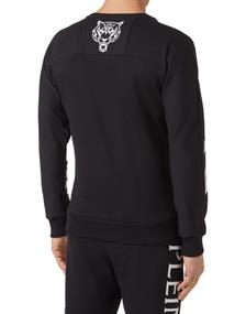 PLEIN SPORT SWEATSHIRT LS STATEMENT