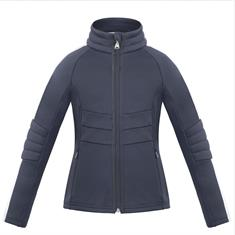 POIVRE BLANC FLEECE JACKET