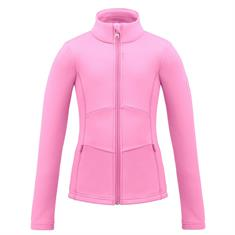 POIVRE BLANC STRETCH FLEECE JACKET