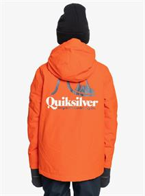 QUIKSILVER IN THE HOOD YTH B SNJT