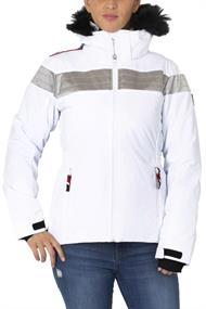 ROSSIGNOL GIRL PADDED JACKET