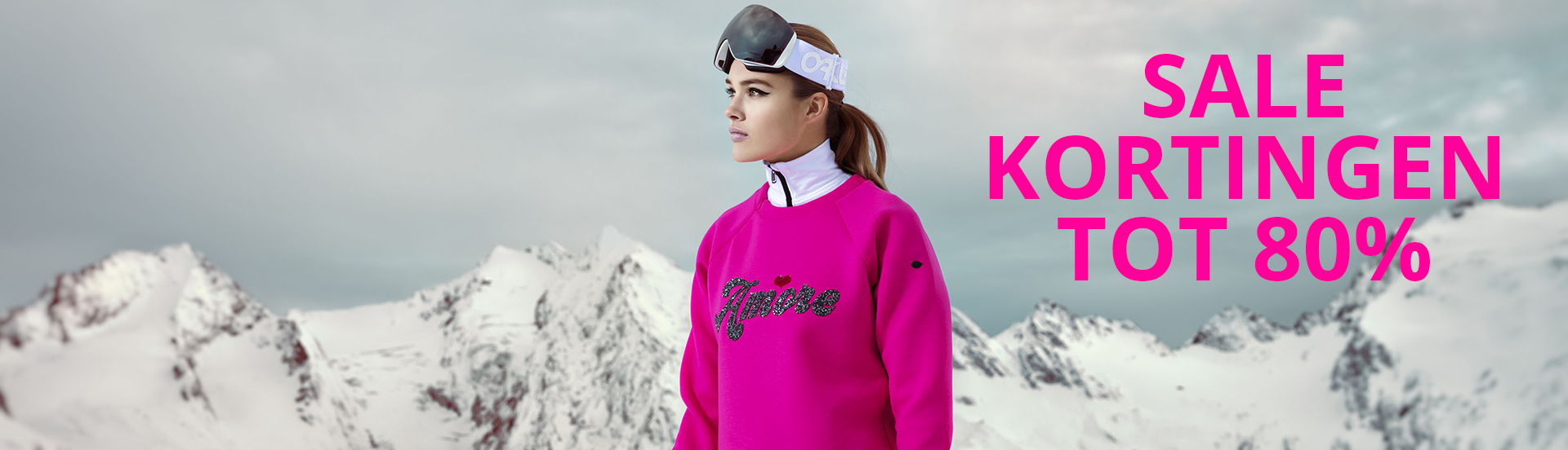 Sale collectie skihut