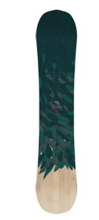 SALOMON SNOWBOARD RUMBLE FISH
