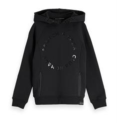 SCOTCH CLUB NOMADE HOODED SWEAT