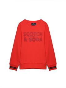 SCOTCH CREW NECK SWEAT