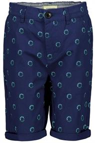 SCOTCH&SODA ALL-OVER PRINTED BERMUDA SHORTS