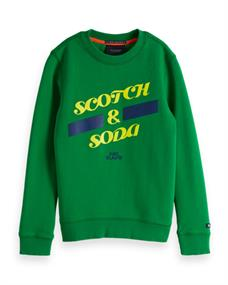 SCOTCH&SODA BASIC SWEAT