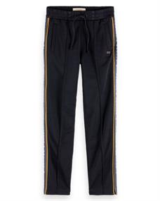 SCOTCH&SODA MERCERIZED TRACK PANTS