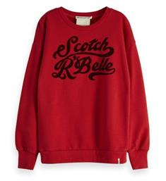 SCOTCH&SODA ORGANIC COTTON SWEAT