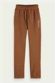 SCOTCH&SODA RELAXED-FIT SWEATPANTS