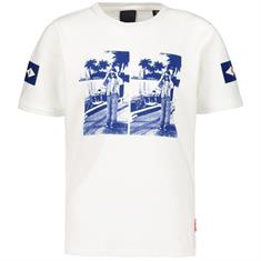 SCOTCH&SODA ROUND NECK SHORT TEE