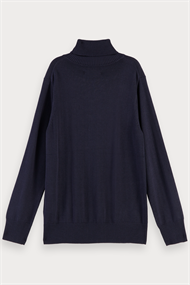 SCOTCH&SODA TURTLE NECK PULL