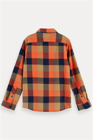 SCOTCH&SODA YARN DYED CHECK SHIRT