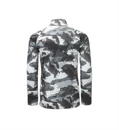 SPYDER BOY´S LIMITLESS CAMO ZIP T-NECK