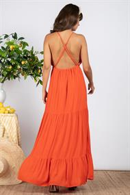 SUNDRESS CLAIRE CREPE