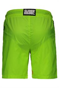 SUPER REBEL BOYS SWIM SHORT PLAIN