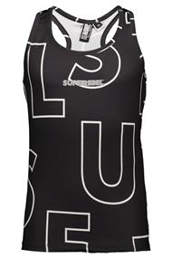 SUPER REBEL GIRLS SPORT SINGLET