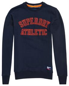SUPERDRY ACADEMY RIBBED CREW