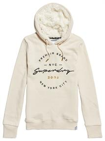 SUPERDRY APPLIQUE HOOD
