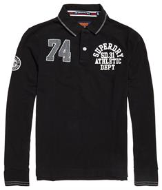 SUPERDRY CLASIC SUPERSTATE L/S POLO