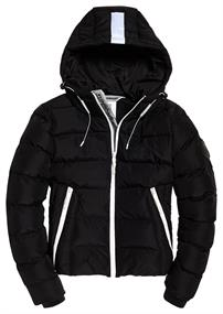 SUPERDRY SPIRIT PUFFER ICON JACKET