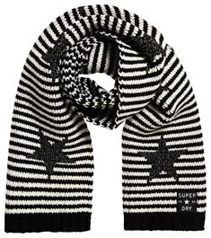 SUPERDRY STAR SPARKLE SCARF