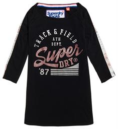 SUPERDRY TRACK & FIELD BASEBALL TOP