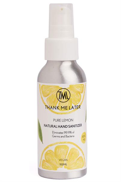 THANK ME LATER HAND SANITIZER SMALL