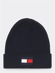TOMMY BIG FLAG BEANIE