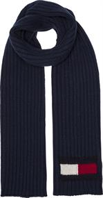 TOMMY BIG FLAG SCARF